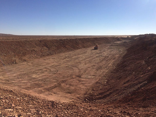 Earth dams | Hanekom Plant Hire & Civil Works in Upington