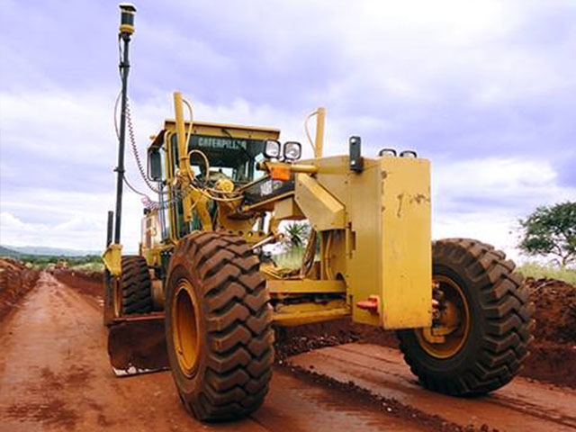 Gravel roads | Hanekom Plant Hire & Civil Works in Upington