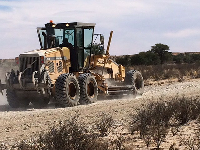 Construction of Aircraft Runways | Hanekom Plant Hire & Civil Works in Upington