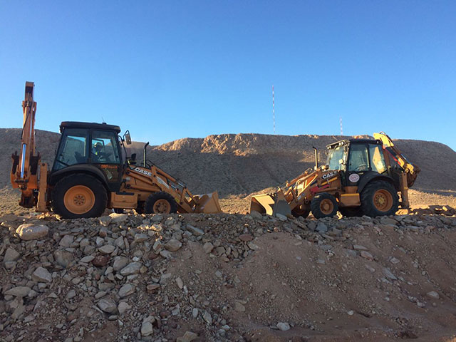 Plant Hire | Hanekom Plant Hire & Civil Works in Upington