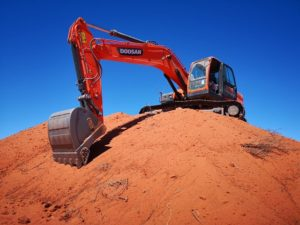 Earth Dams | Hanekom Plant Hire & Civil Works