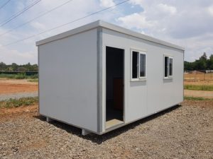 Office Container | Hanekom Plant Hire & Civil Works