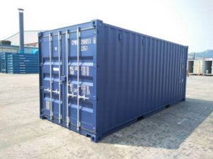 Storage Container | Hanekom Plant Hire & Civil Works